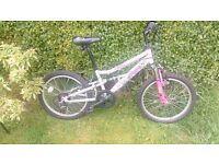 Girls Bicycle 20''