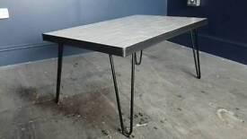 Metro tile coffee table