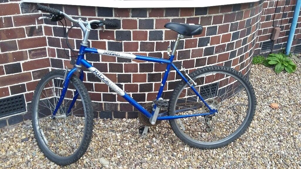 Ridge Back Hybrid Men's Bike