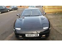 3.0 mitsubishi gto automatic 1990 year h reg 147000 miles history mot 20/3/2018 drives good