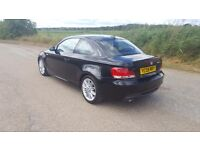 Bmw 1 series coupe msport full leather