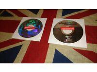 Genuine Microsoft Windows 2000 Professional 1 - 2 Processor Edition & Step by Step Interactive CD