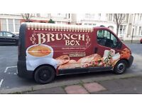 Mobile Food Catering & Coffee Van with 12mths MOT