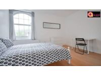3 BED + LOUNGE IMMACULATE - BOW E3 BOW STATION