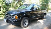 1995 Chevrolet S-10 Pickup Truck - Electric Vehicle