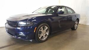 2016 Dodge Charger SXT Plus AWD +Cuir, Navi+