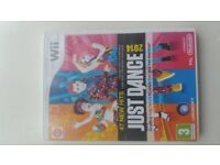 Wii Just Dance 2014 Game