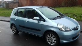 HONDA JAZZ AUTOMATIC FULL YEAR MOT EXCELENT CONDITION DRIVES REALLY WELL
