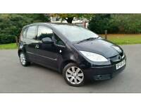 **AUTOMATIC**DIESEL**2008**MITSUBISHI COLT 1.5 DI-D CZ2**HPI CLEAR**1 OWNER**2 REMOTE KEYS**AIRCON**