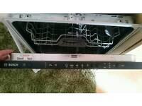 BOSCH SBV50E10GB built-in dishwasher /integrated