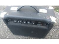 GUITAR AMPS MODEL CR-1S IN GOOD WORKING CONDITION AVAILABLE FOR SALE