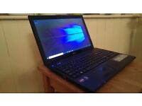Acer 5552 Laptop 15.6 inch 4GB RAM 320GB HDD
