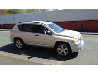 jeep compass limited crd turbo diesel manual 2.0 2007 07 plate