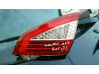 Ford mondeo mk4 saloon ghia rear boot light