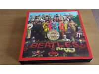 Beatles Sgt. Peppers 50th Anniversary 6 disc Boxset New/Mint