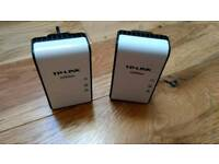 TP Link 200Mbps Power line Adapters