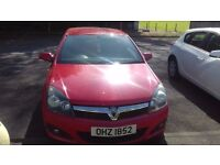 Red sxi three door Astra for sale
