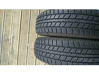 Winter Tyres to fit Mini