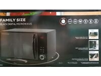 Brand new Russell hobs microwave