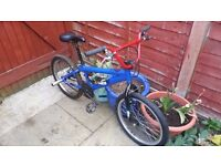 BMX - Apollo Chaos bike bicycle Adult, will suit from 8 years old