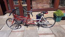 Leisure Tandem 3 speed poss swap PX mans bike M/L