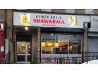 BUSINESS FOR SALE - AHMED GRILL SHAWARMA
