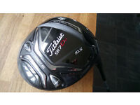TITLEIST 917 DRIVER - BRAND NEW WITH WEIGHT KIT/POUCH