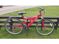 Mens M-Tec 26inch wheel Mountain Bike
