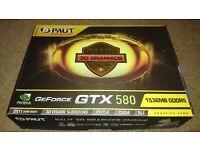 Graphics Card Palit Gtx 580 1536Mb gddr5