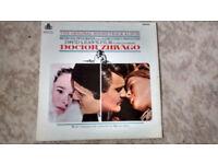 Doctor Zhivago original soundtrack pre-owned LP