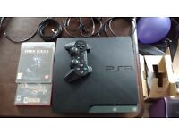 Sony Playstation 3 120GB with Dark Souls & Demon's Souls - £50