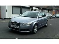 For sale AUDI A4 S LINE 55 PLATE 2.0TDI 6 SPEED FULL HISTORY GREAT RUNNER