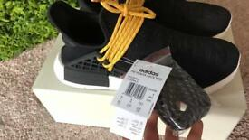 PW Human Race Black and Yellow Size 10.5