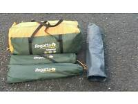 REDUCED! !!4 Man Tent