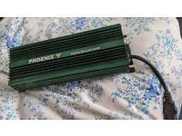 Phoenix Dimmable Digital Ballast 600W