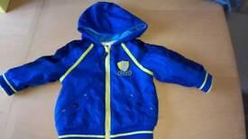 Waterproof coat 9-12 months