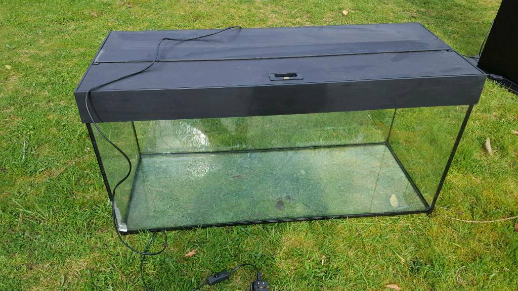 180 Litre Aquarium Fish Tank Vivarium Reptile House