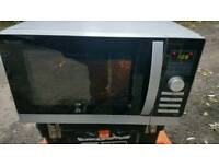 Sharp microwave oven and grill fully working