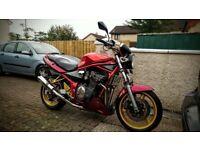 Suzuki Bandit 600 - 2000 - bike after rebuild, many extras - Newtownabbey