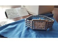 Maurice Lacroix Les Classiques Mens Bracelet Watch