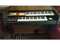 Kingston Electric Organ - Working Condition - Free