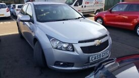Chevrolet Cruze 1.6 Petrol - MOT 04/19