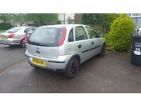1.2 Twinport Corsa 05 Plate! ONLY 71K Miles