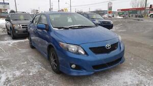 2009 Toyota Corolla S Sport | ONLY 72,000KM | Very Clean