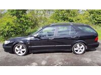 L@@K! Saab 9-5 HOT AERO ESTATE **AUTOMATIC**F.S.H**260BHP**Practical QuicK & Reliable **