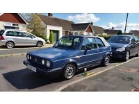 Mk1 Golf Cabriolet UPDATED PICS