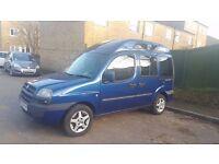 Fiat Doblo Estate (2003) MK1, 1.9 JTD ELX 5dr, SPARES/REPAIRS