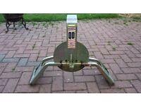 Bulldog QD Wheel Clamp