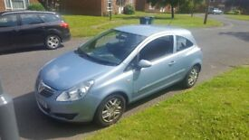 56 plate vauxhall corsa. £1500ovno