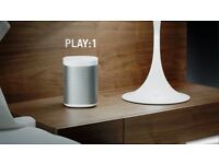 Sonos Play 1 brand new